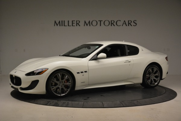 Used 2016 Maserati GranTurismo Sport for sale Sold at Maserati of Greenwich in Greenwich CT 06830 2