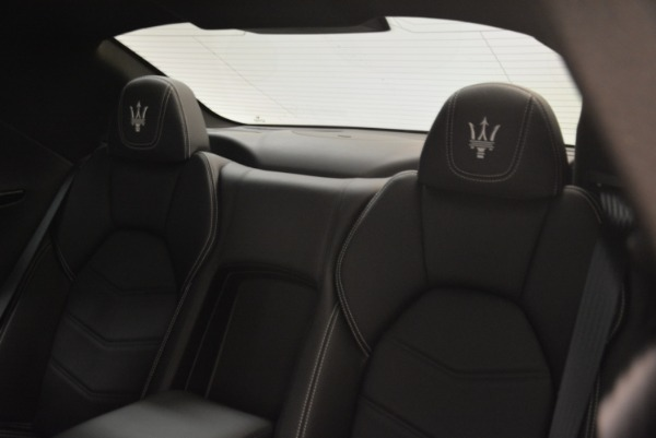 Used 2016 Maserati GranTurismo Sport for sale Sold at Maserati of Greenwich in Greenwich CT 06830 21