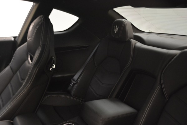 Used 2016 Maserati GranTurismo Sport for sale Sold at Maserati of Greenwich in Greenwich CT 06830 22