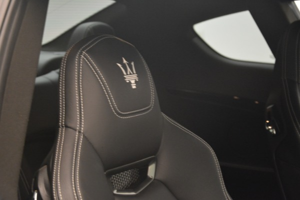 Used 2016 Maserati GranTurismo Sport for sale Sold at Maserati of Greenwich in Greenwich CT 06830 27