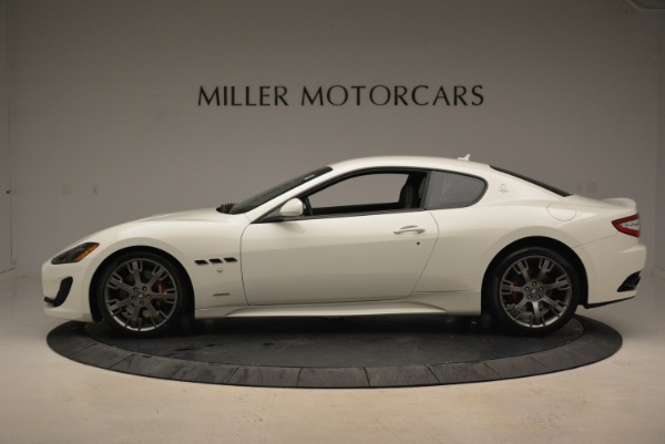 Used 2016 Maserati GranTurismo Sport for sale Sold at Maserati of Greenwich in Greenwich CT 06830 3