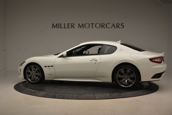 Used 2016 Maserati GranTurismo Sport for sale Sold at Maserati of Greenwich in Greenwich CT 06830 4