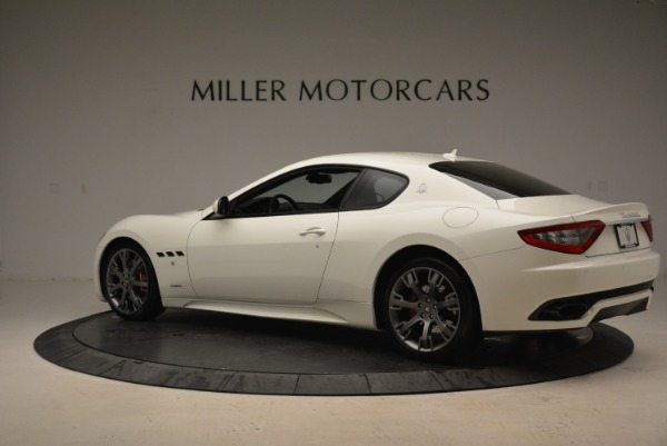 Used 2016 Maserati GranTurismo Sport for sale Sold at Maserati of Greenwich in Greenwich CT 06830 5