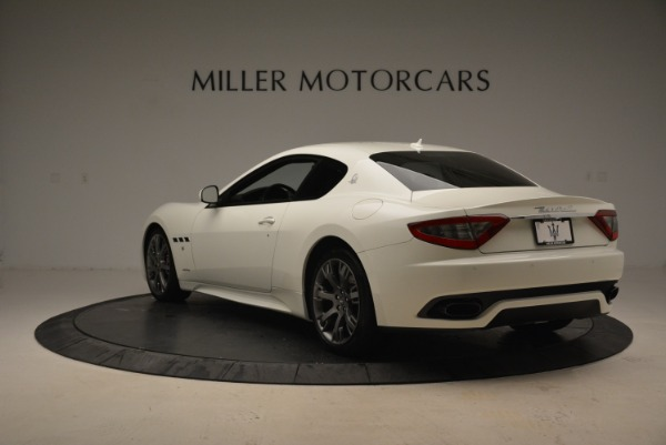 Used 2016 Maserati GranTurismo Sport for sale Sold at Maserati of Greenwich in Greenwich CT 06830 6