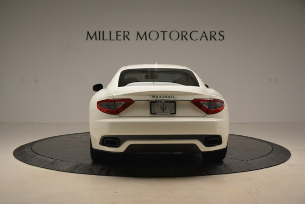 Used 2016 Maserati GranTurismo Sport for sale Sold at Maserati of Greenwich in Greenwich CT 06830 7