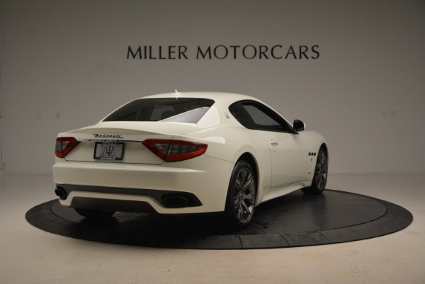 Used 2016 Maserati GranTurismo Sport for sale Sold at Maserati of Greenwich in Greenwich CT 06830 8