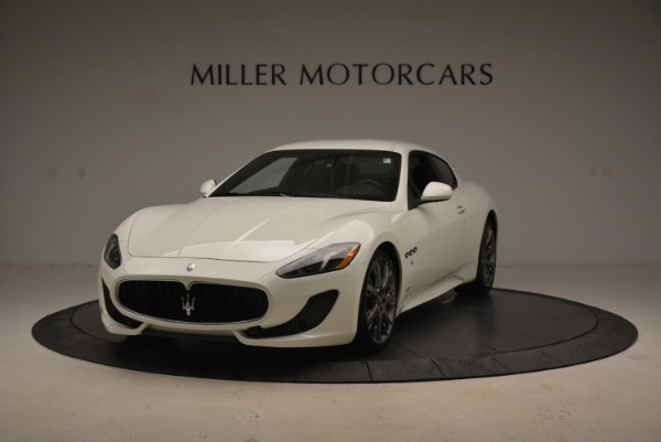 Used 2016 Maserati GranTurismo Sport for sale Sold at Maserati of Greenwich in Greenwich CT 06830 1