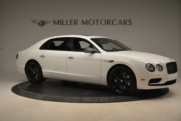 New 2018 Bentley Flying Spur V8 S Black Edition for sale Sold at Maserati of Greenwich in Greenwich CT 06830 10