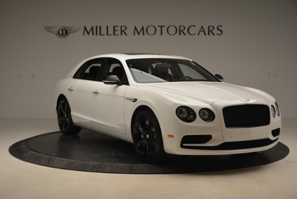 New 2018 Bentley Flying Spur V8 S Black Edition for sale Sold at Maserati of Greenwich in Greenwich CT 06830 11