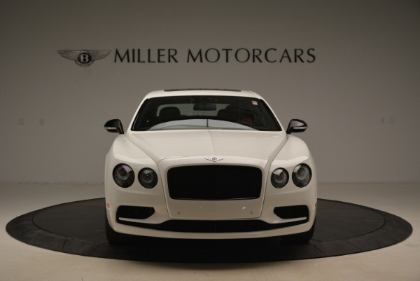 New 2018 Bentley Flying Spur V8 S Black Edition for sale Sold at Maserati of Greenwich in Greenwich CT 06830 12