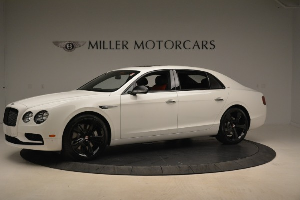 New 2018 Bentley Flying Spur V8 S Black Edition for sale Sold at Maserati of Greenwich in Greenwich CT 06830 2