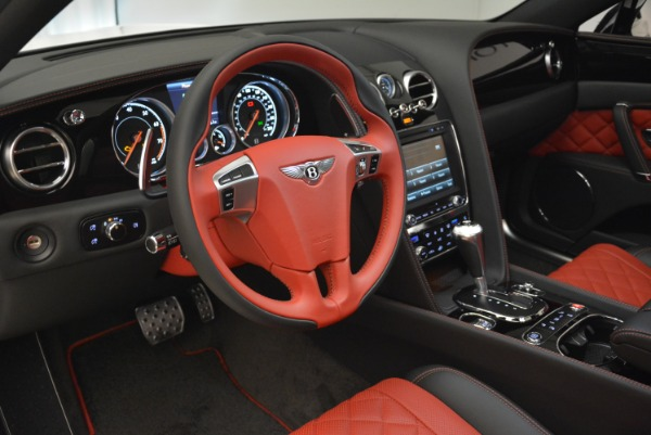 New 2018 Bentley Flying Spur V8 S Black Edition for sale Sold at Maserati of Greenwich in Greenwich CT 06830 20