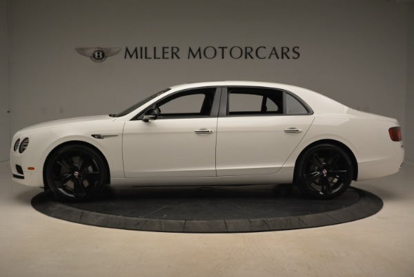 New 2018 Bentley Flying Spur V8 S Black Edition for sale Sold at Maserati of Greenwich in Greenwich CT 06830 3