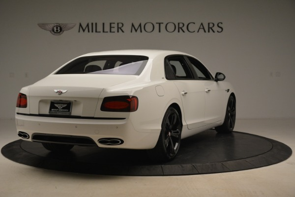 New 2018 Bentley Flying Spur V8 S Black Edition for sale Sold at Maserati of Greenwich in Greenwich CT 06830 7