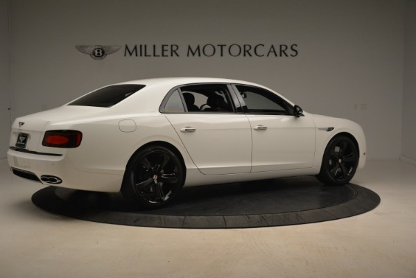 New 2018 Bentley Flying Spur V8 S Black Edition for sale Sold at Maserati of Greenwich in Greenwich CT 06830 8