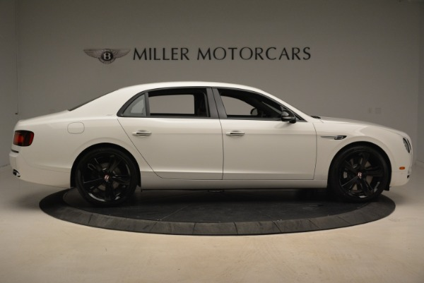 New 2018 Bentley Flying Spur V8 S Black Edition for sale Sold at Maserati of Greenwich in Greenwich CT 06830 9