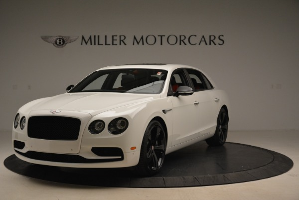 New 2018 Bentley Flying Spur V8 S Black Edition for sale Sold at Maserati of Greenwich in Greenwich CT 06830 1