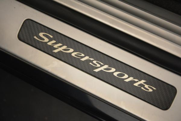 Used 2010 Bentley Continental Supersports for sale Sold at Maserati of Greenwich in Greenwich CT 06830 20