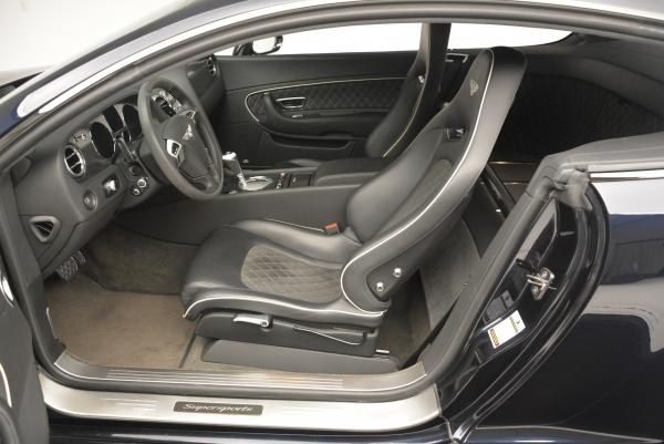 Used 2010 Bentley Continental Supersports for sale Sold at Maserati of Greenwich in Greenwich CT 06830 22