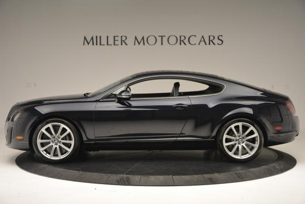 Used 2010 Bentley Continental Supersports for sale Sold at Maserati of Greenwich in Greenwich CT 06830 3