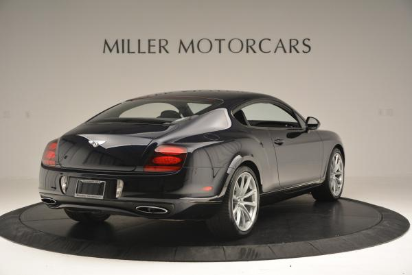 Used 2010 Bentley Continental Supersports for sale Sold at Maserati of Greenwich in Greenwich CT 06830 7