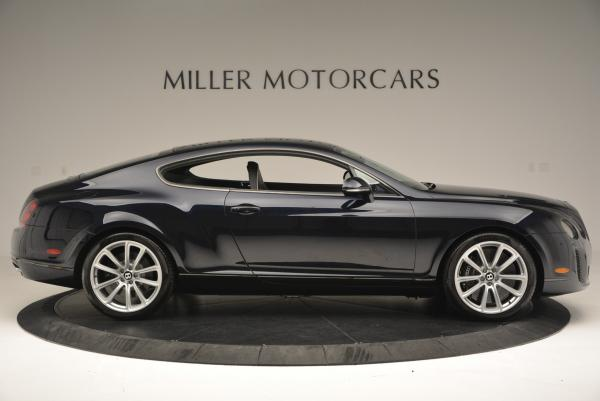 Used 2010 Bentley Continental Supersports for sale Sold at Maserati of Greenwich in Greenwich CT 06830 9