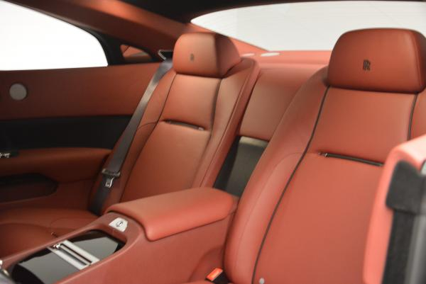 Used 2016 Rolls-Royce Wraith for sale Sold at Maserati of Greenwich in Greenwich CT 06830 18