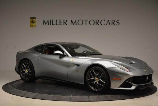 Used 2017 Ferrari F12 Berlinetta for sale Sold at Maserati of Greenwich in Greenwich CT 06830 10