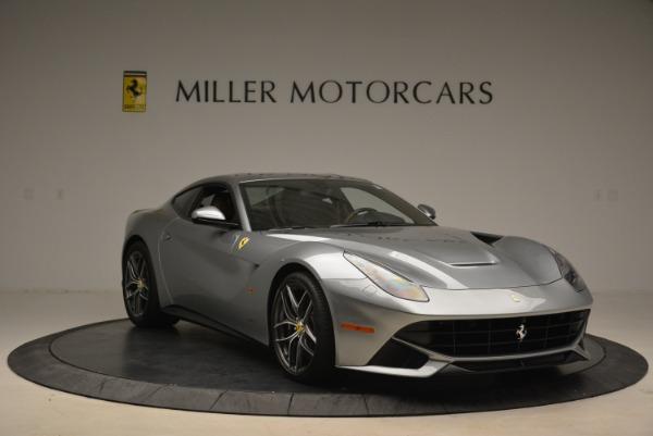 Used 2017 Ferrari F12 Berlinetta for sale Sold at Maserati of Greenwich in Greenwich CT 06830 11