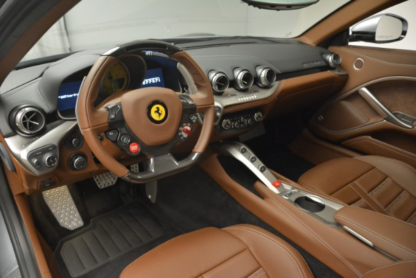 Used 2017 Ferrari F12 Berlinetta for sale Sold at Maserati of Greenwich in Greenwich CT 06830 13