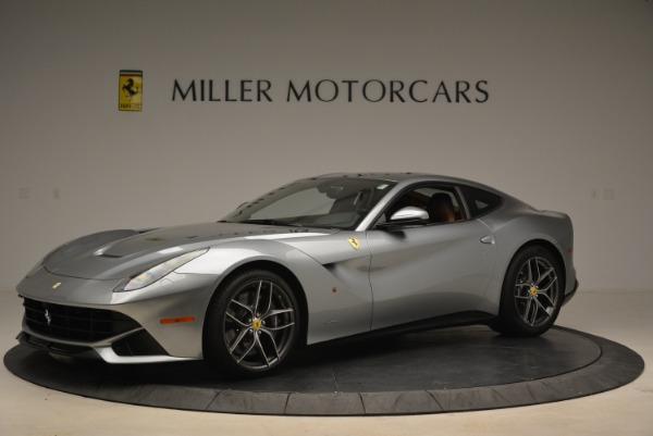 Used 2017 Ferrari F12 Berlinetta for sale Sold at Maserati of Greenwich in Greenwich CT 06830 2