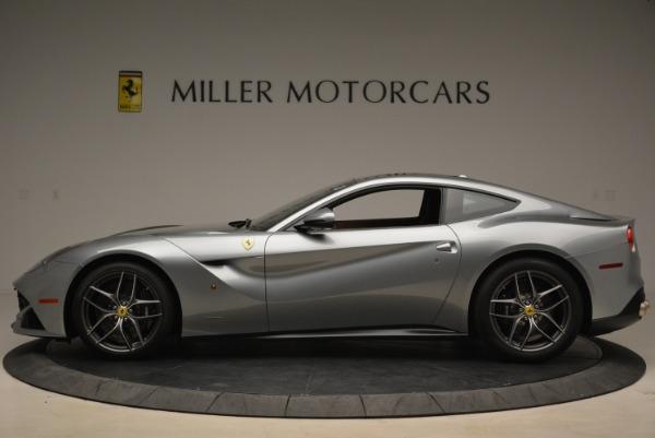 Used 2017 Ferrari F12 Berlinetta for sale Sold at Maserati of Greenwich in Greenwich CT 06830 3
