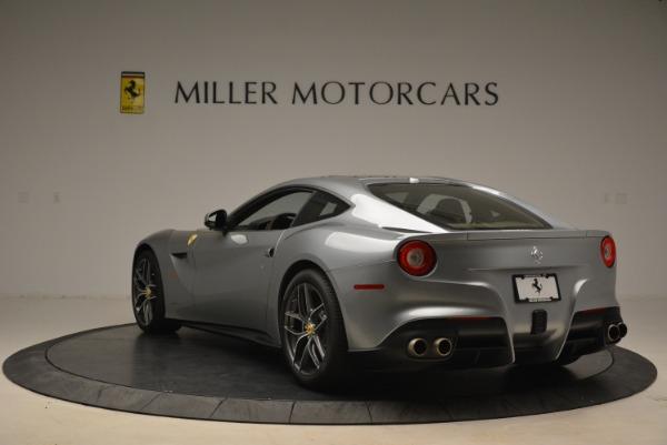 Used 2017 Ferrari F12 Berlinetta for sale Sold at Maserati of Greenwich in Greenwich CT 06830 5