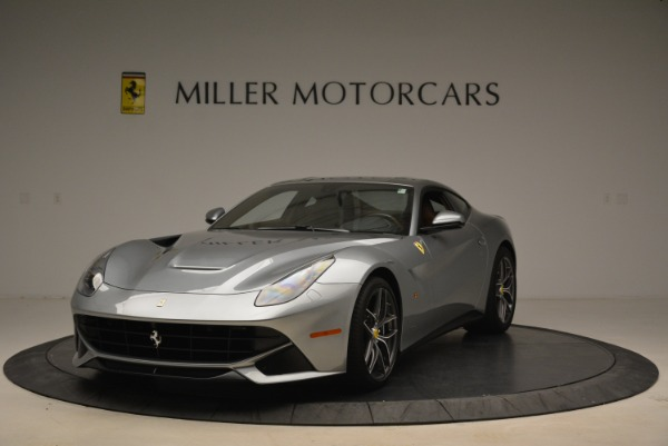 Used 2017 Ferrari F12 Berlinetta for sale Sold at Maserati of Greenwich in Greenwich CT 06830 1