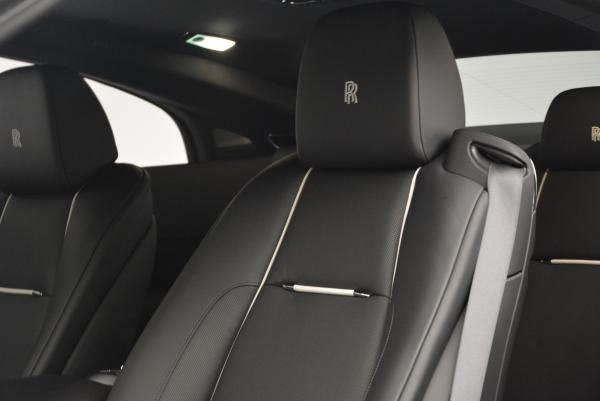 New 2016 Rolls-Royce Wraith for sale Sold at Maserati of Greenwich in Greenwich CT 06830 18