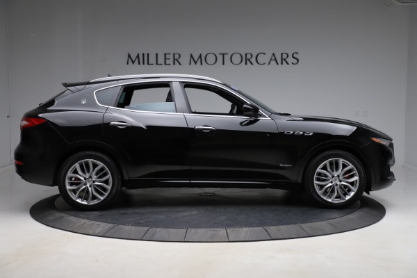 Used 2018 Maserati Levante Q4 GranSport for sale $53,900 at Maserati of Greenwich in Greenwich CT 06830 10