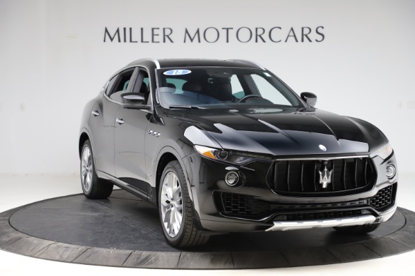 Used 2018 Maserati Levante Q4 GranSport for sale $53,900 at Maserati of Greenwich in Greenwich CT 06830 12