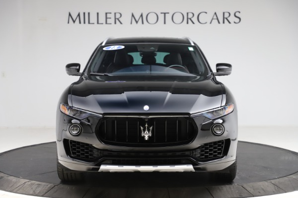 Used 2018 Maserati Levante Q4 GranSport for sale $53,900 at Maserati of Greenwich in Greenwich CT 06830 2