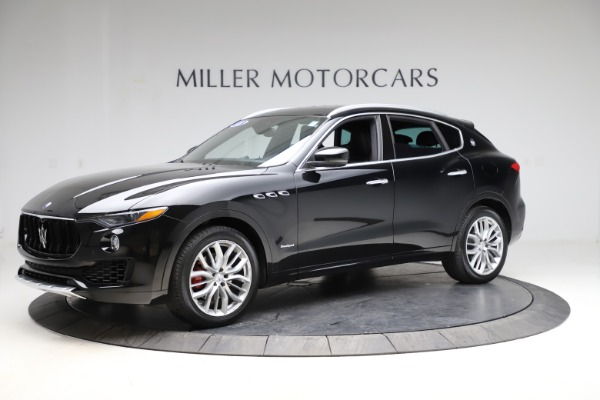 Used 2018 Maserati Levante Q4 GranSport for sale $53,900 at Maserati of Greenwich in Greenwich CT 06830 3