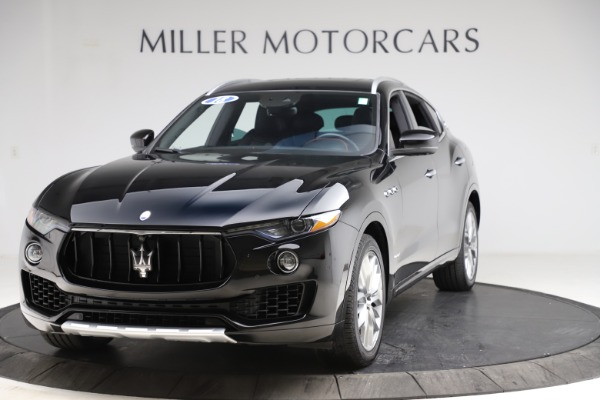 Used 2018 Maserati Levante Q4 GranSport for sale $53,900 at Maserati of Greenwich in Greenwich CT 06830 1