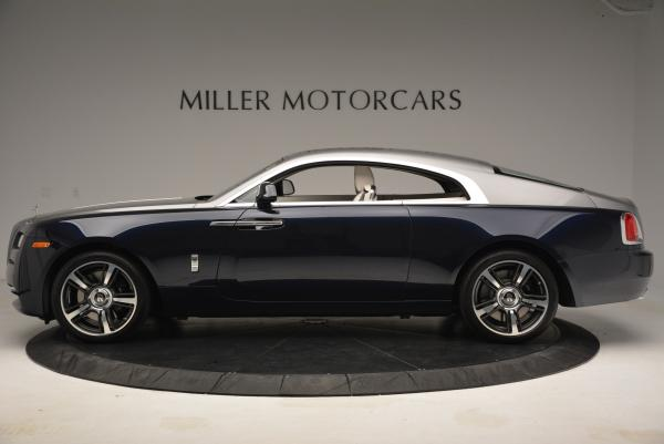 New 2016 Rolls-Royce Wraith for sale Sold at Maserati of Greenwich in Greenwich CT 06830 3