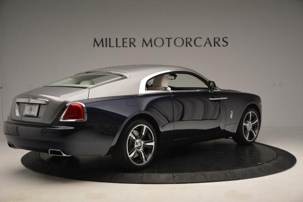 New 2016 Rolls-Royce Wraith for sale Sold at Maserati of Greenwich in Greenwich CT 06830 9