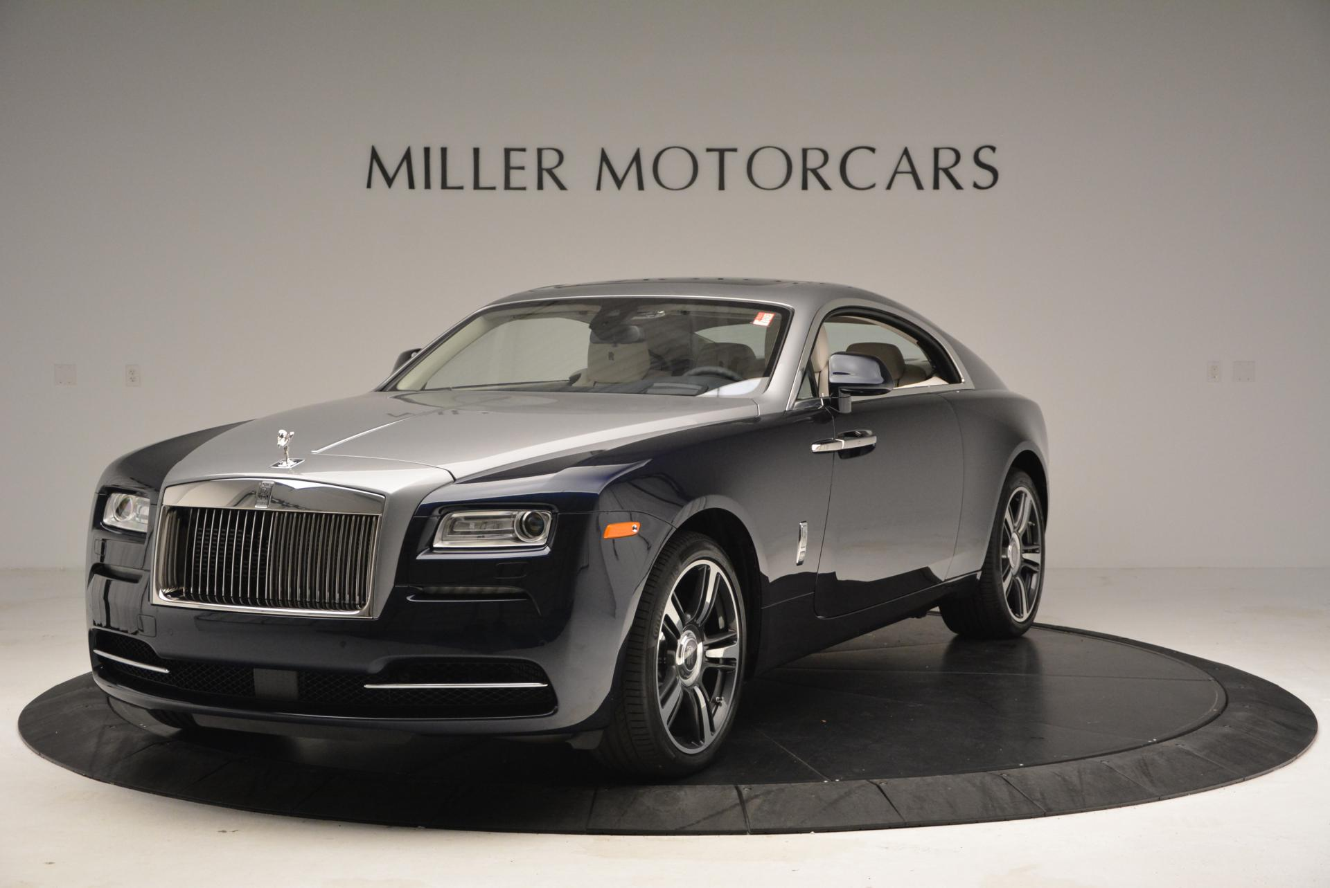 New 2016 Rolls-Royce Wraith for sale Sold at Maserati of Greenwich in Greenwich CT 06830 1