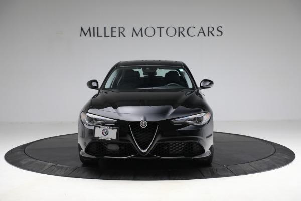 Used 2018 Alfa Romeo Giulia Ti Sport Q4 for sale $34,900 at Maserati of Greenwich in Greenwich CT 06830 11