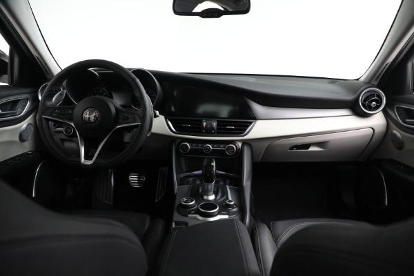 Used 2018 Alfa Romeo Giulia Ti Sport Q4 for sale $34,900 at Maserati of Greenwich in Greenwich CT 06830 22