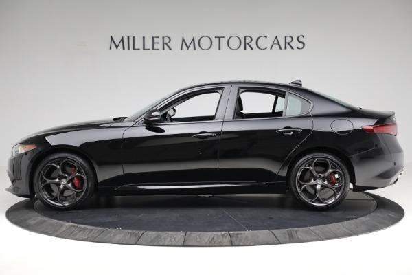Used 2018 Alfa Romeo Giulia Ti Sport Q4 for sale $34,900 at Maserati of Greenwich in Greenwich CT 06830 3