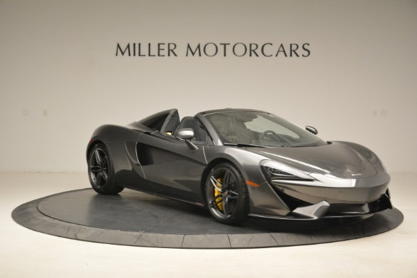 New 2018 McLaren 570S Spider for sale Sold at Maserati of Greenwich in Greenwich CT 06830 11