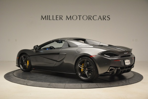 New 2018 McLaren 570S Spider for sale Sold at Maserati of Greenwich in Greenwich CT 06830 17