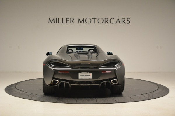New 2018 McLaren 570S Spider for sale Sold at Maserati of Greenwich in Greenwich CT 06830 18