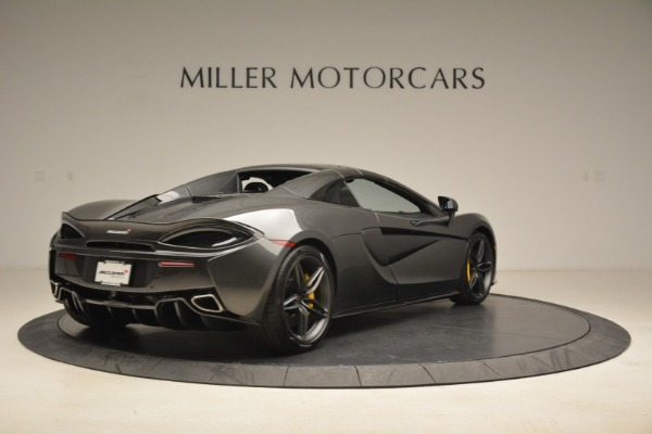 New 2018 McLaren 570S Spider for sale Sold at Maserati of Greenwich in Greenwich CT 06830 19